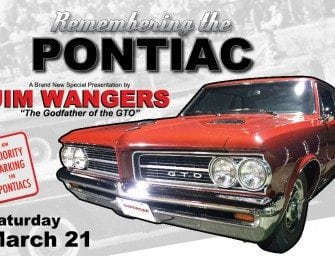 Remembering The Pontiac