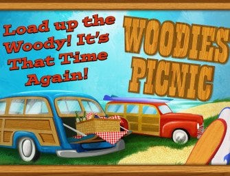 Woodies Picnic a Great Success!