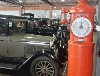 Texaco Archives - Automobile Driving Museum