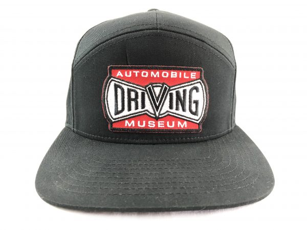 Baseball Hat Automobile Driving Museum Front Side