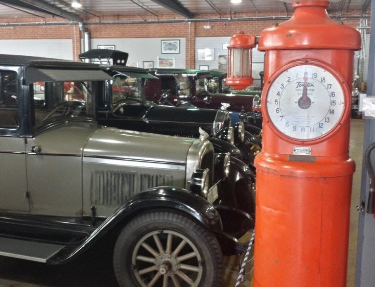 The History and Collectability of Gas Pumps - Automobile