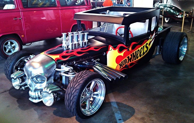 Hot Weels Garage : Hot wheels garage automobile driving museum