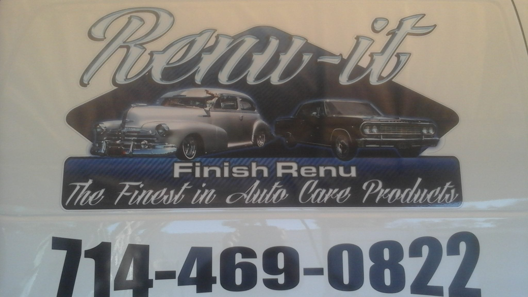 Renu It local car show partner