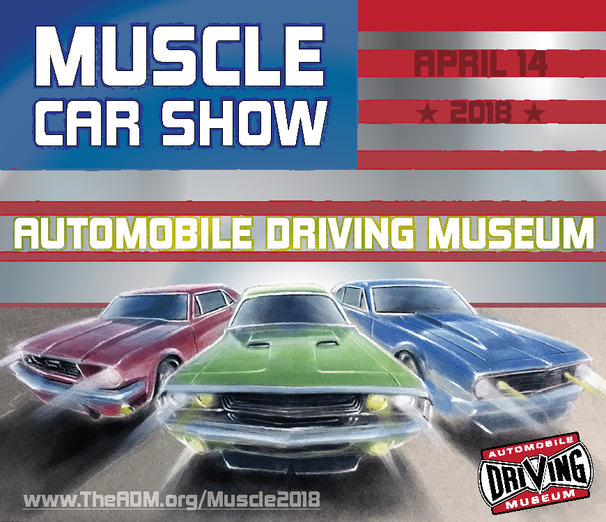 Muscle Car Show American Street Machines Then And Now Automobile - Muscle car show