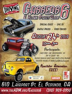 Gassers6 Flyer