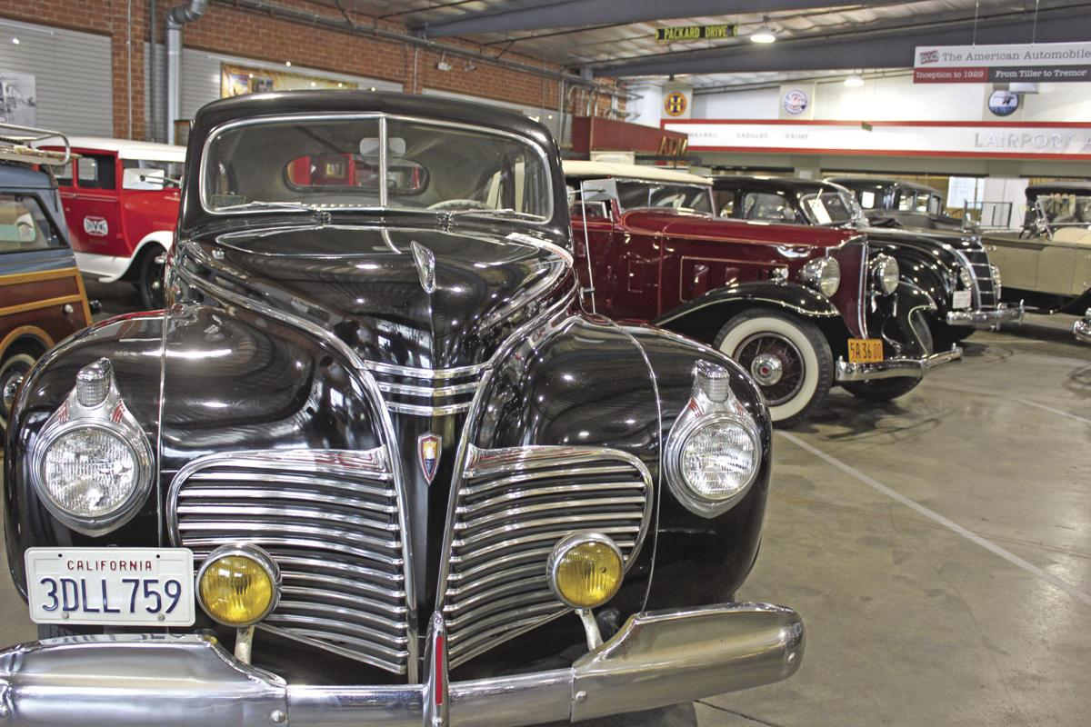 Classic Car Museum and Event Space for Weddings
