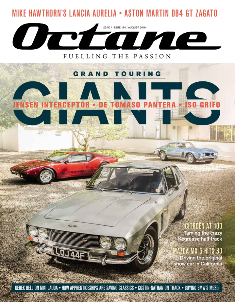 Octane_Magazine_Cover_Automobile_Driving_Museum
