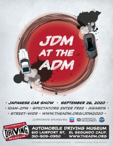 JDM at the ADM El Segundo Car Show