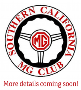 MG Club Car Show