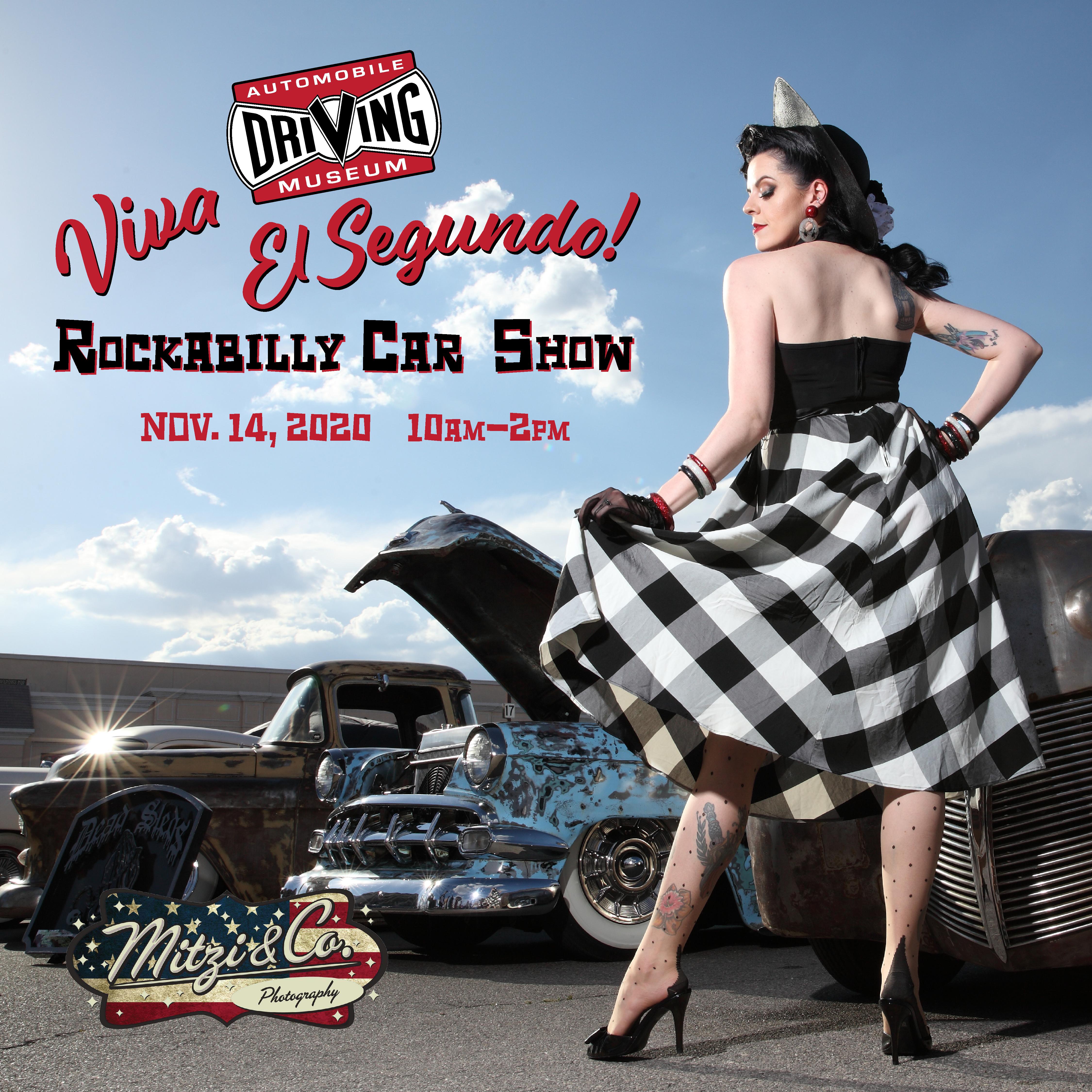 Viva El Segundo Rockabilly Show