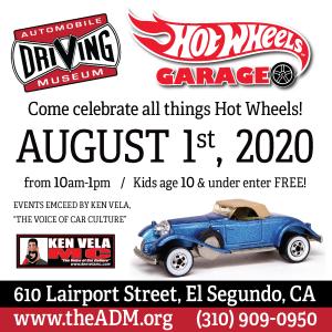 Hot Wheels Garage Show