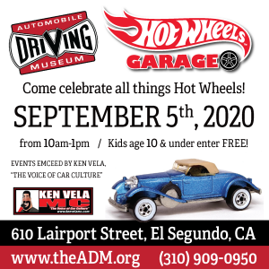 Hot Wheels Garage