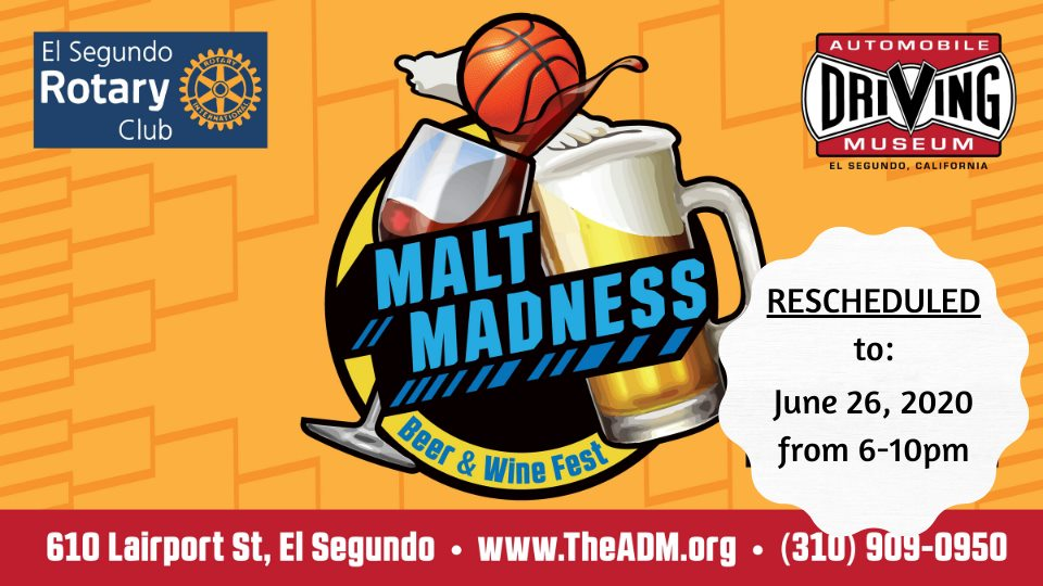 Malt madness facebook 2020 Re- scheduled