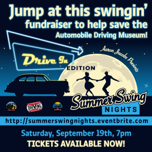 Summer Swing Nights Drive-In