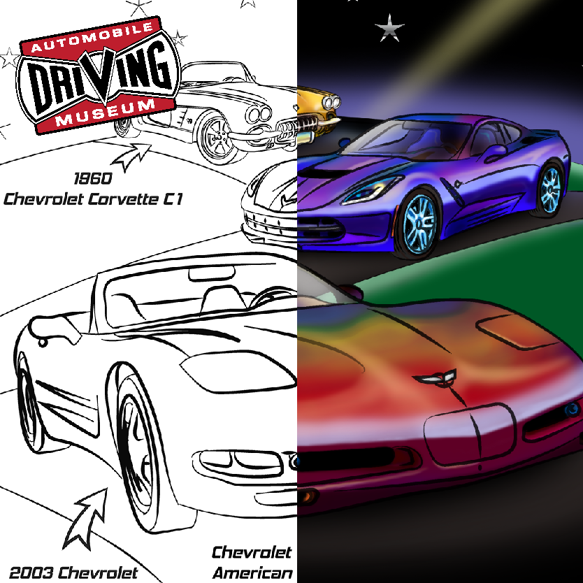 Corvettes, Model Ts, and Hot Wheels Any Color You Want