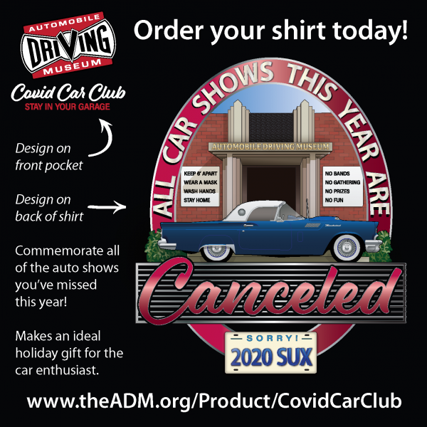 Car shows canceled t shirt
