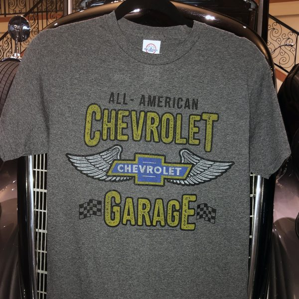 Chevy Garage T Shirt