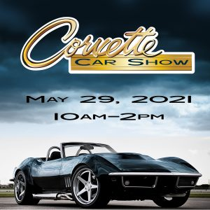 Corvette Show at the ADM