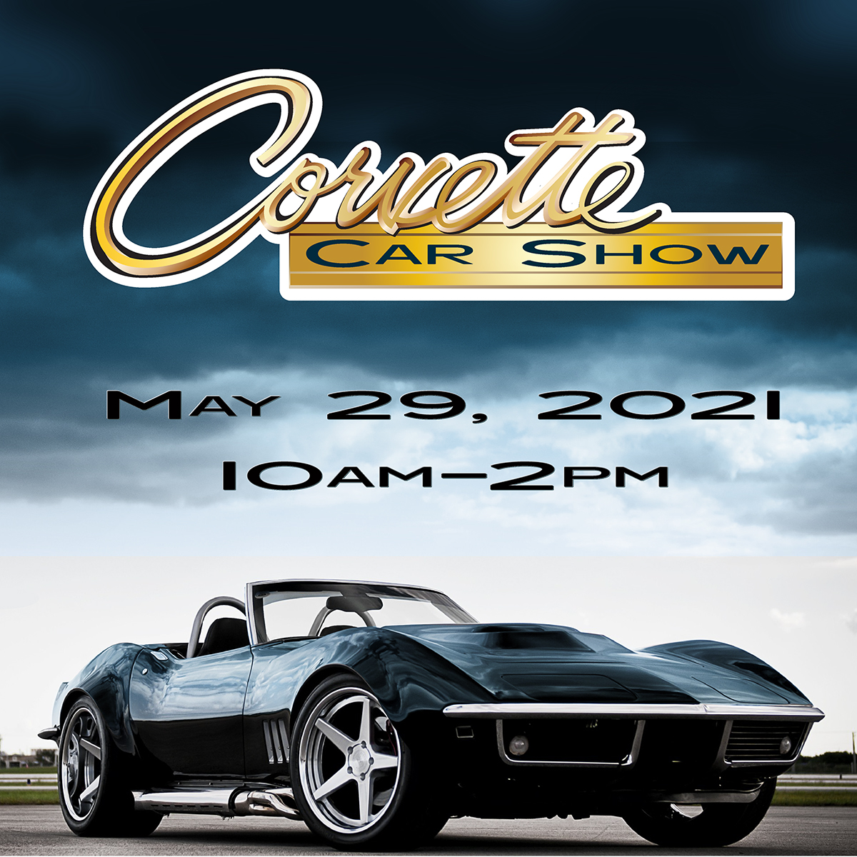 Corvette Show at the ADM