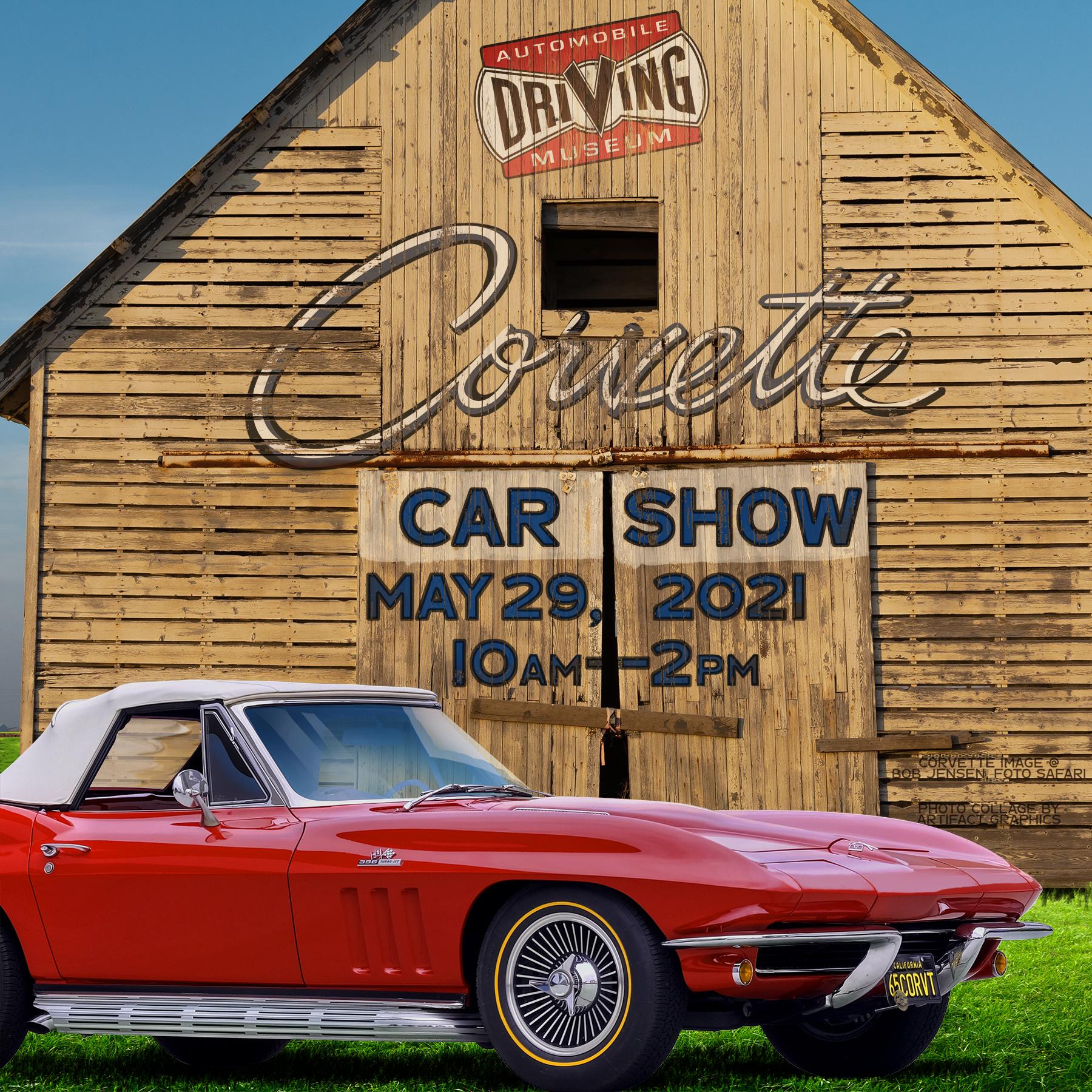 Corvette Car Show El Segundo