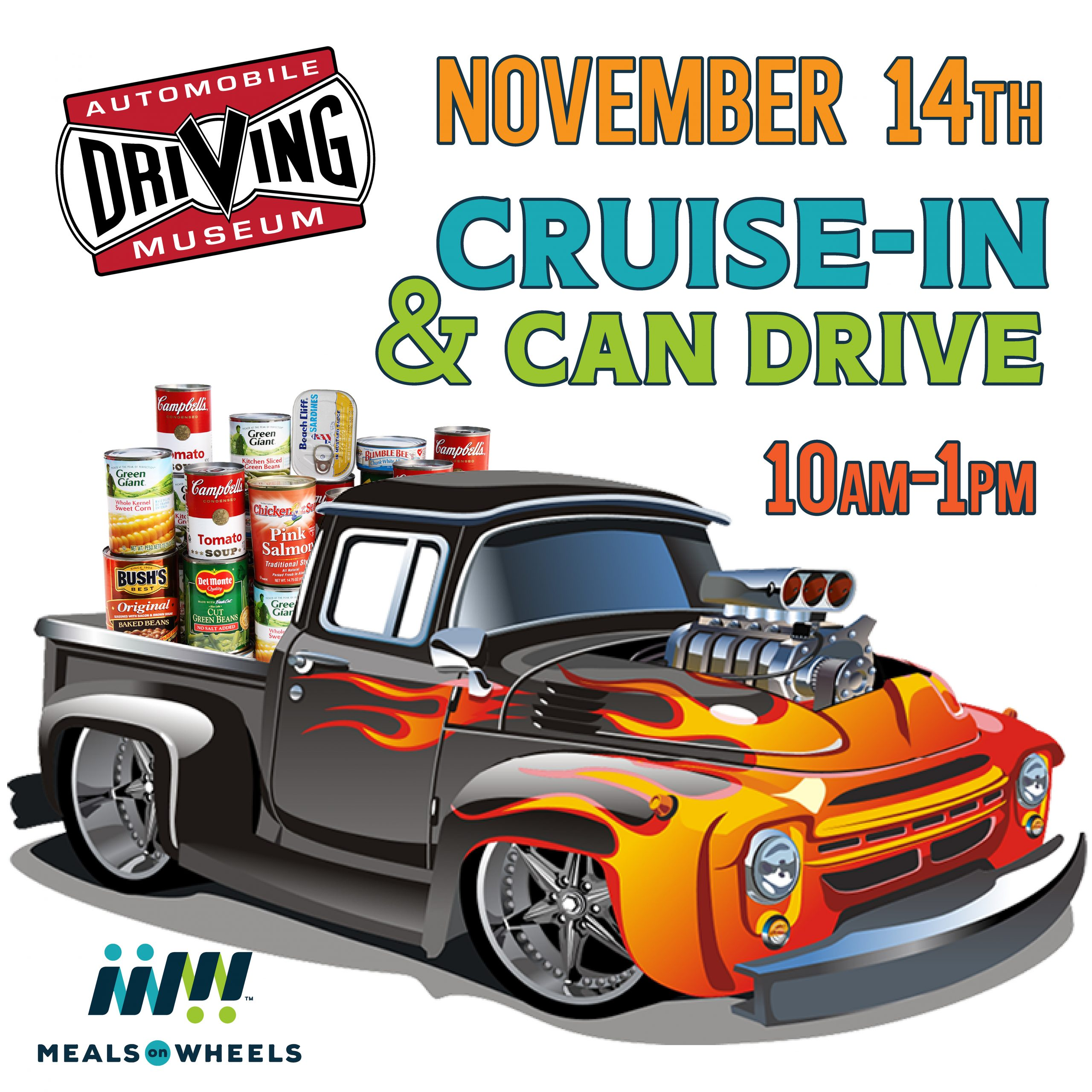 Can Drive Cruise-In
