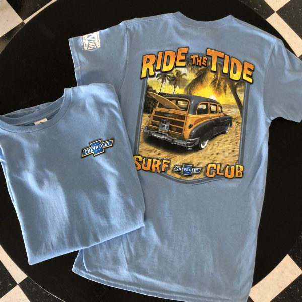 Chevy Woodie Shirt