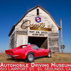 Corvette Car Show in El Segundo