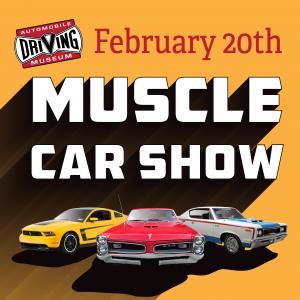 Muscle Car Show El Segundo