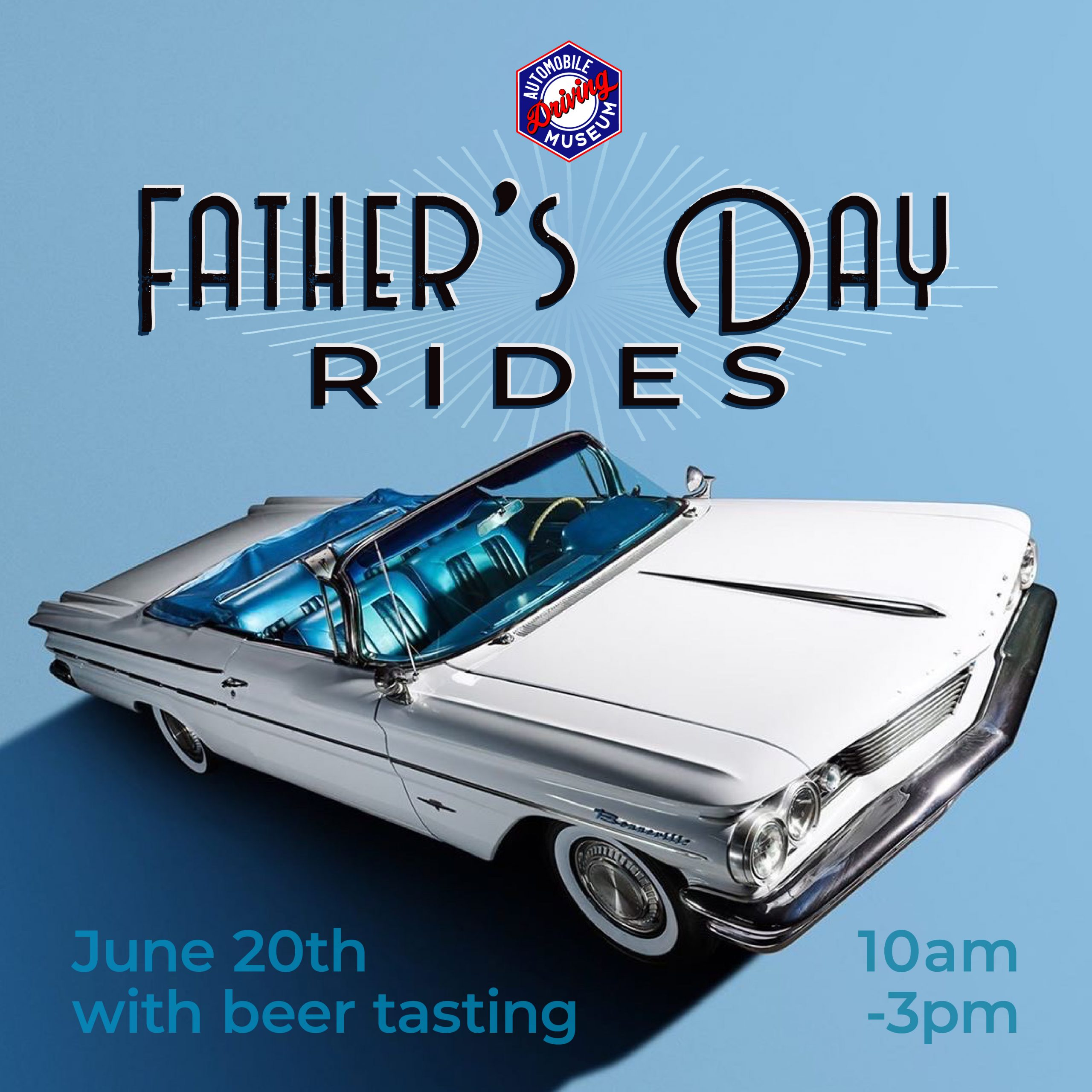 Fathers Day Rides