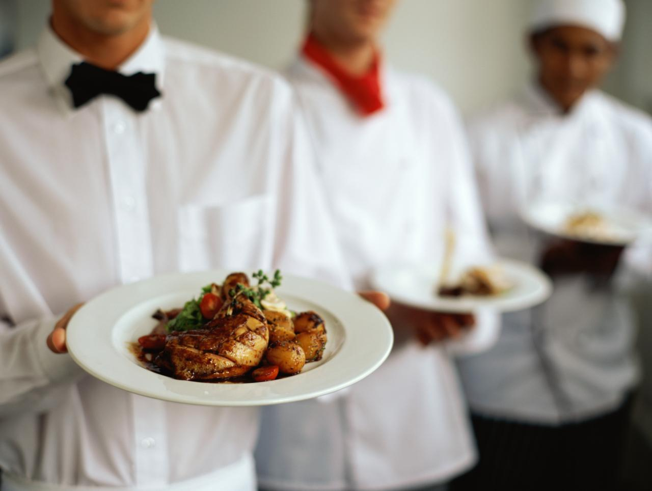hiring catering staff