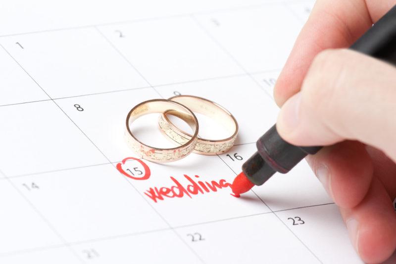 planning themed wedding