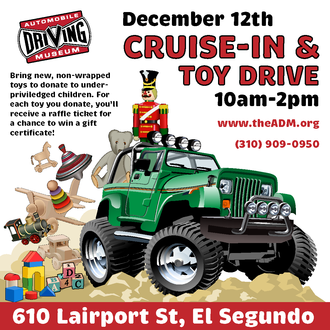 Cruise in Toy Drive