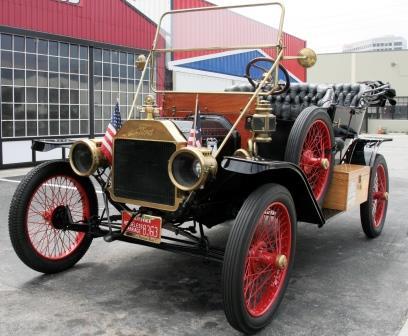 1909 Model T for rent