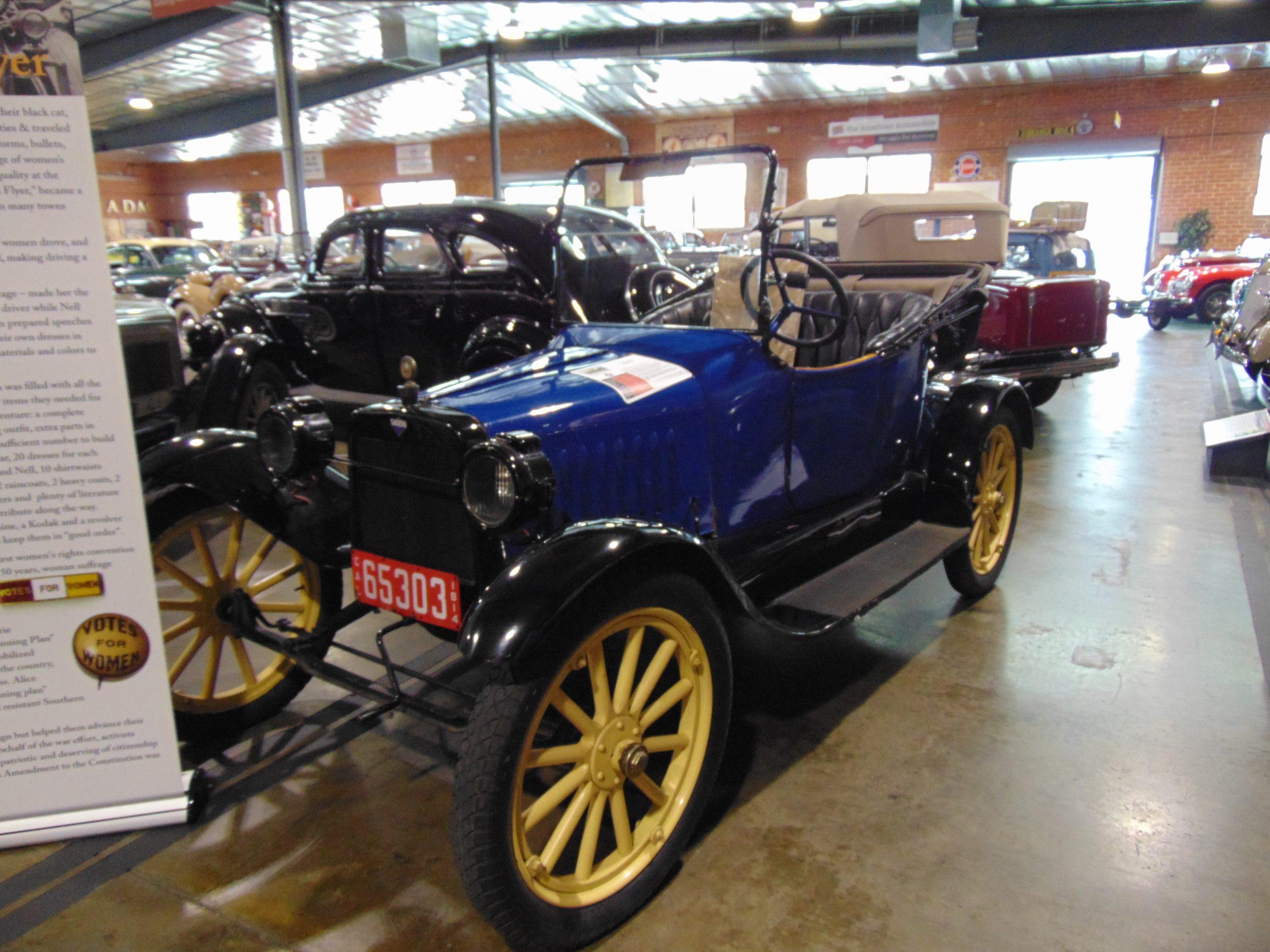 1914 Saxon for Rent