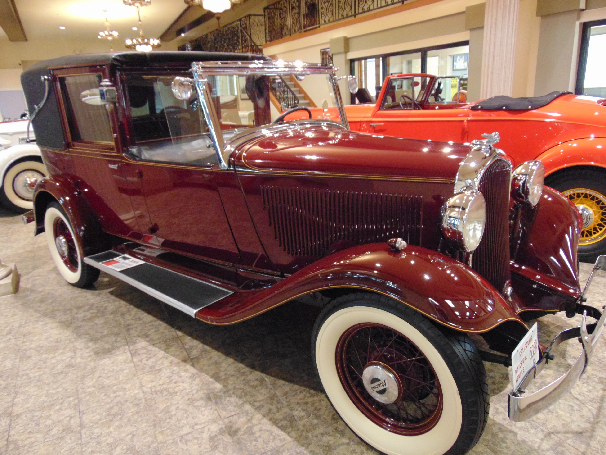1932 Plymouth Rental