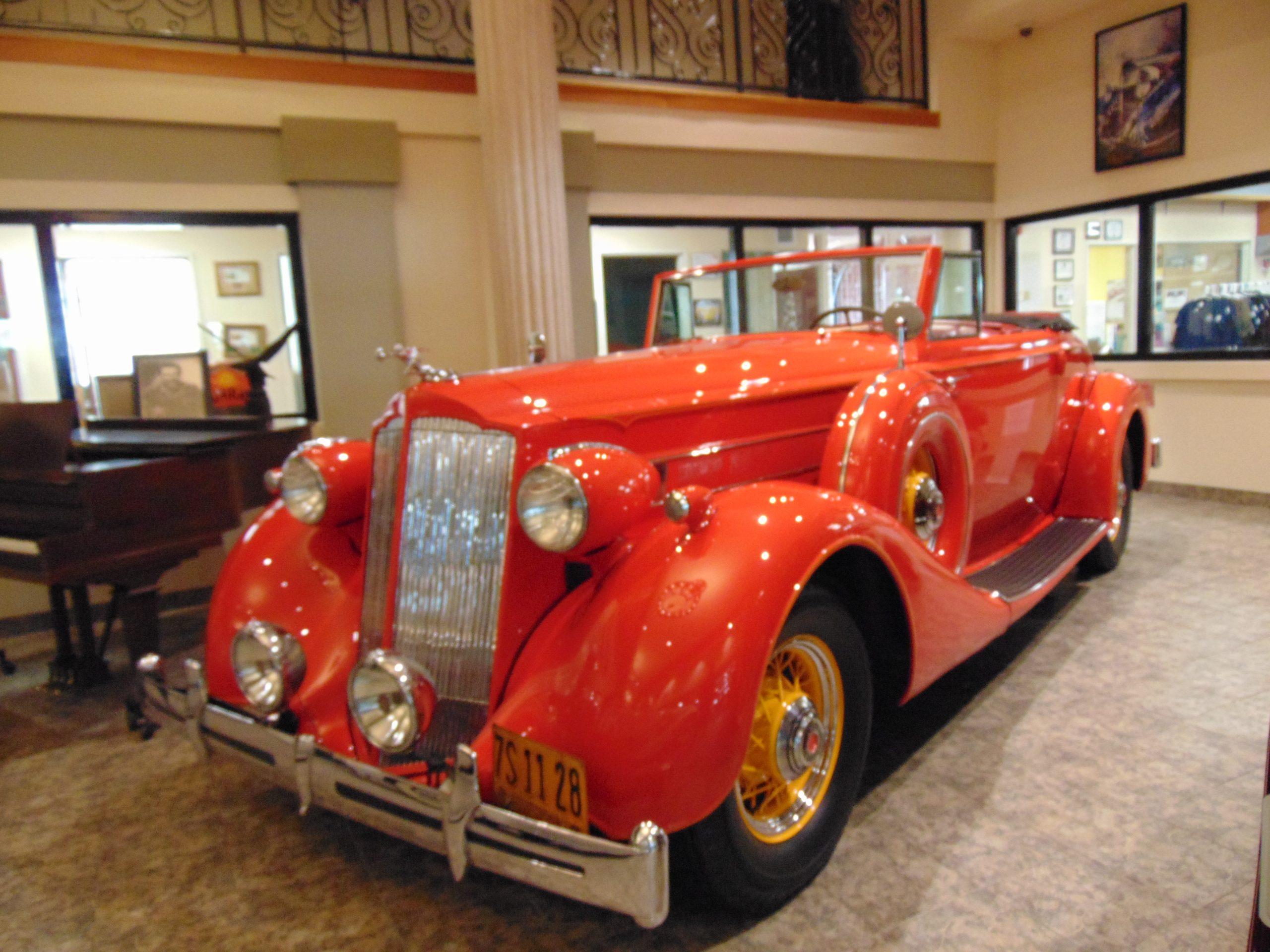1936 Packard Roadster