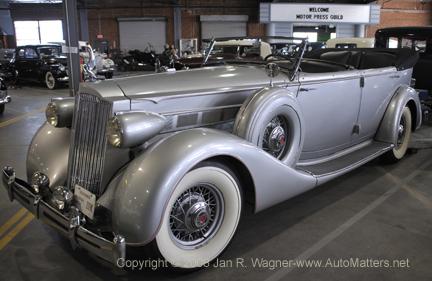 1936 Packard Stalin