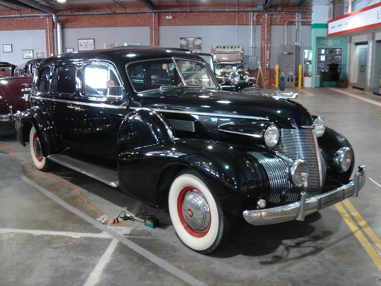 1939 Cadillac Series 62 for rent