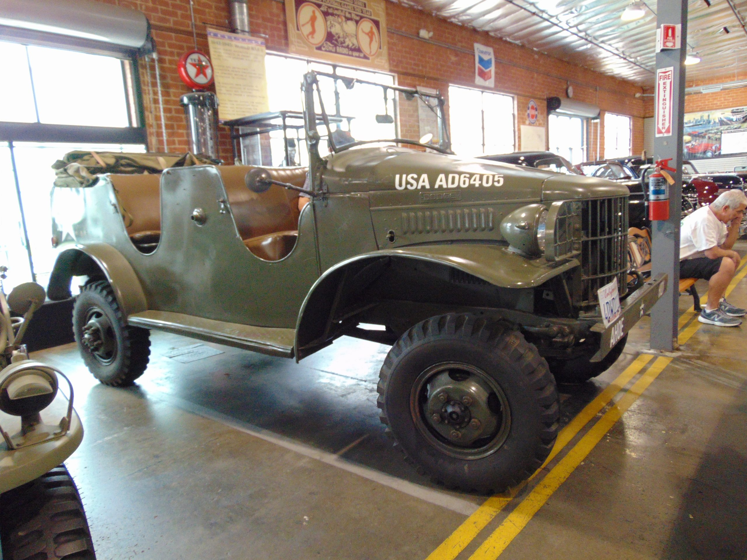 1941 Dodge Command for rent