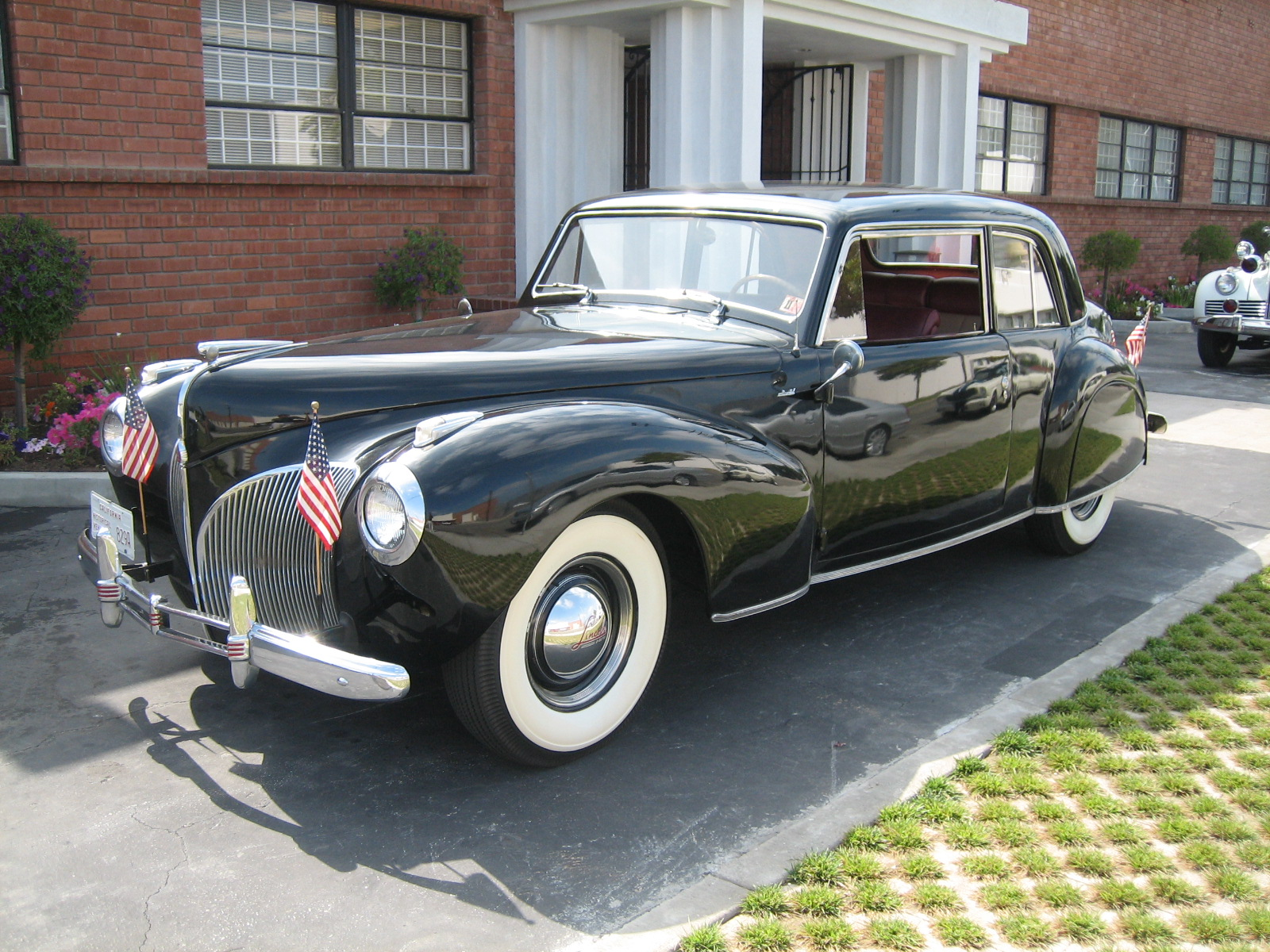 1941 Lincoln Continental for rent