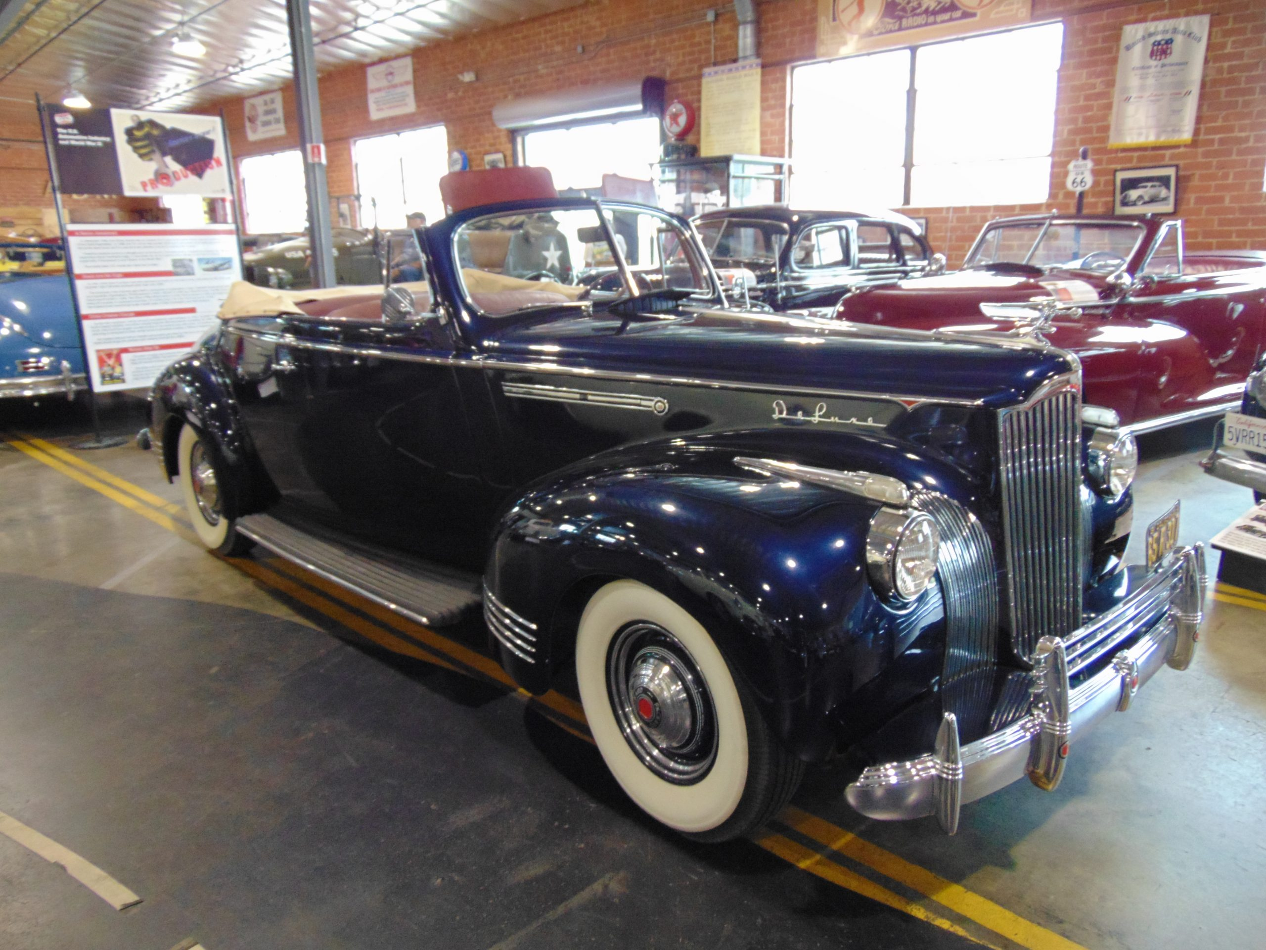 1941 Packard 110 for rent