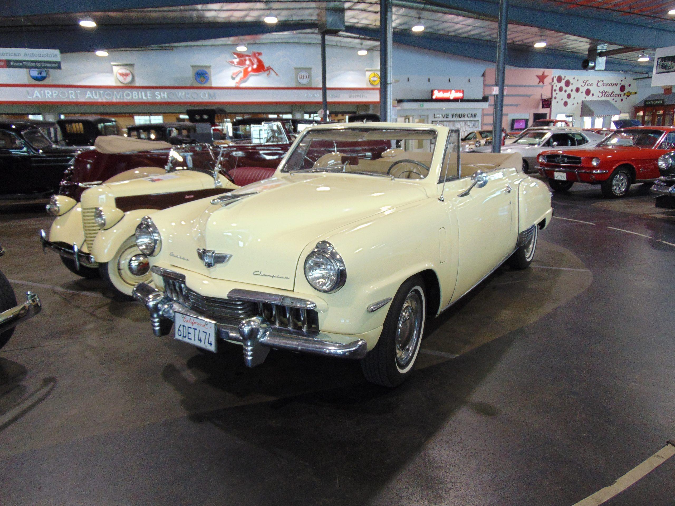 1947 Studebaker Champion for rent