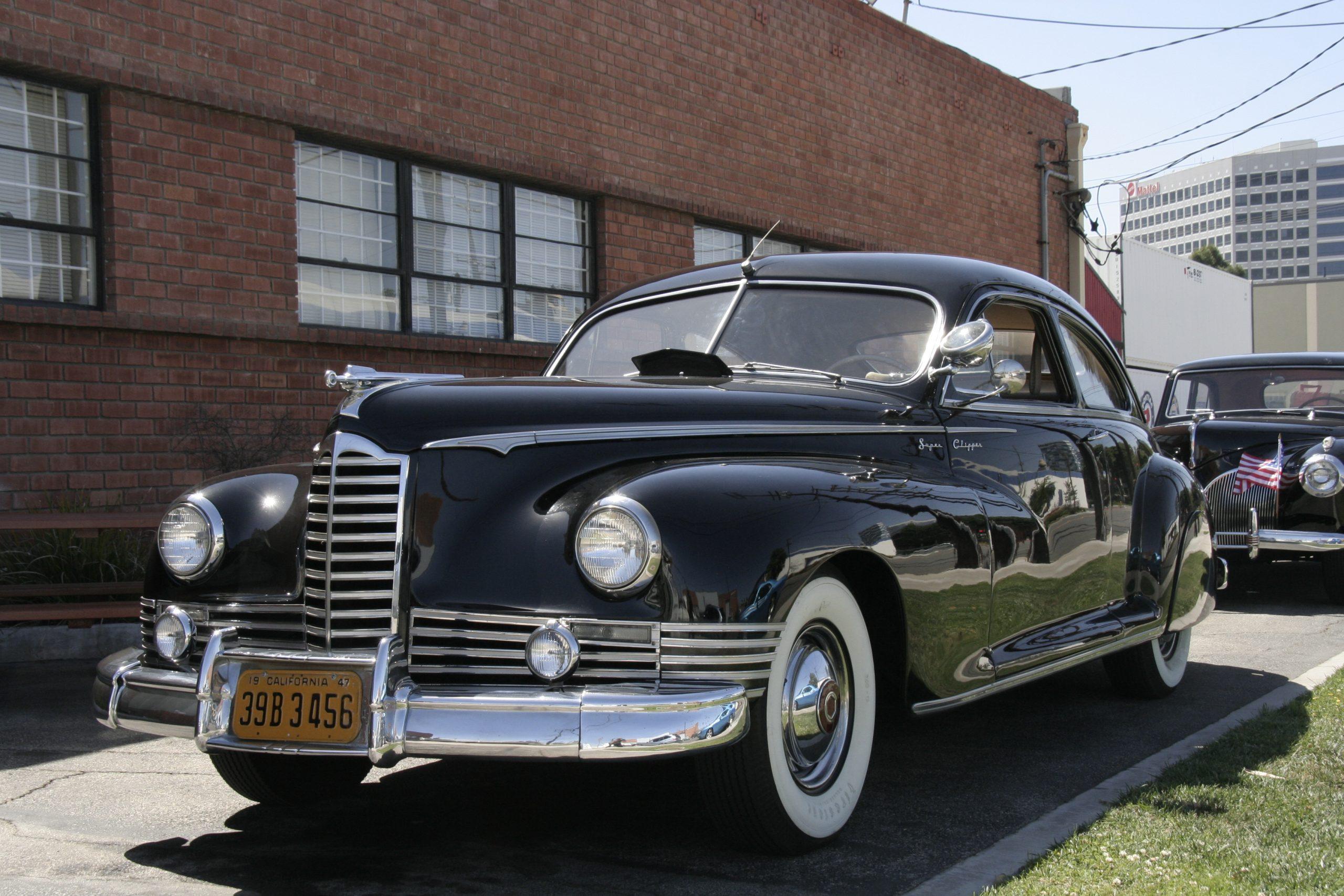 1947_Packard Super Clipper for rent