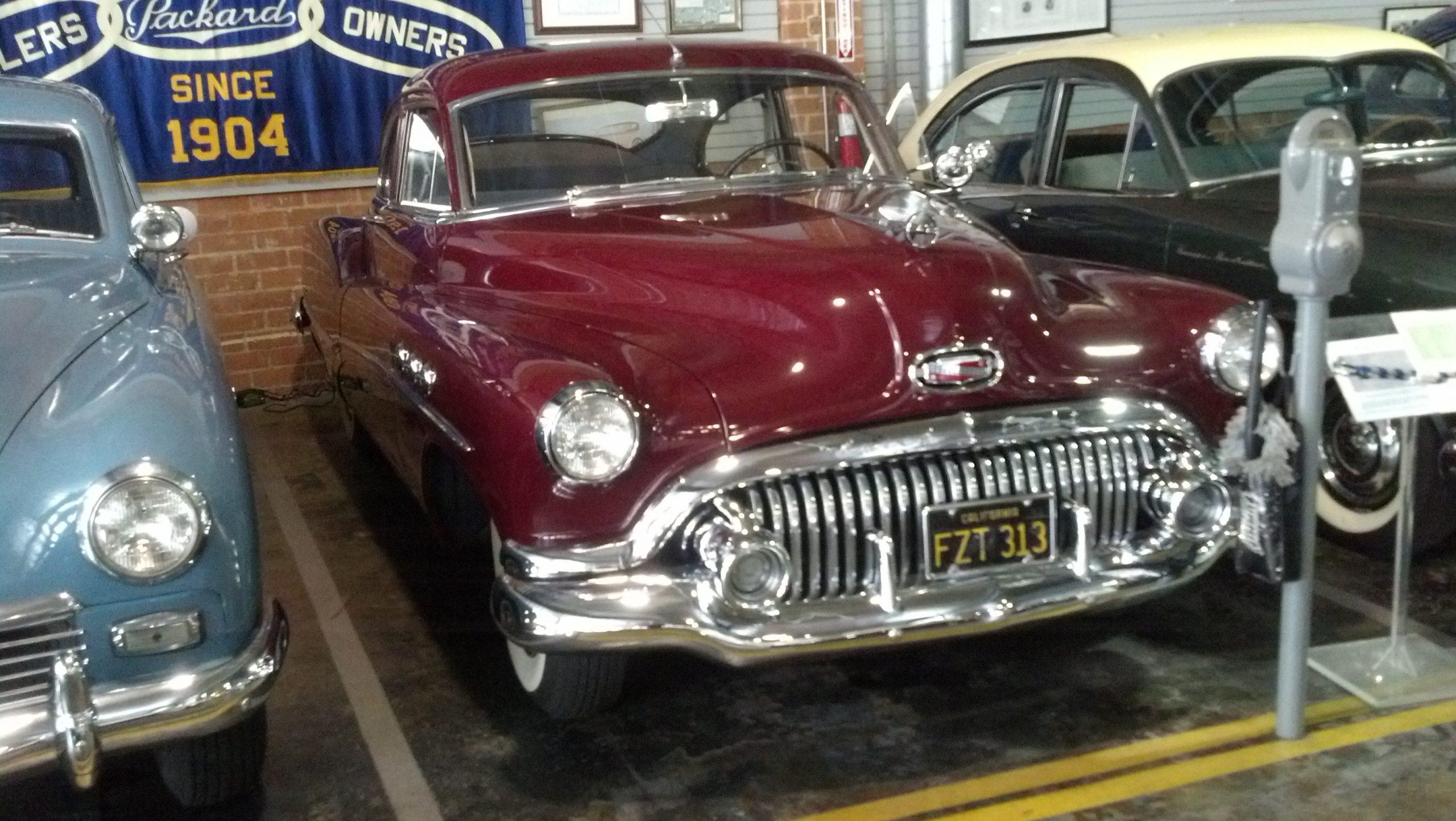 1951 Buick Sedanatte Super