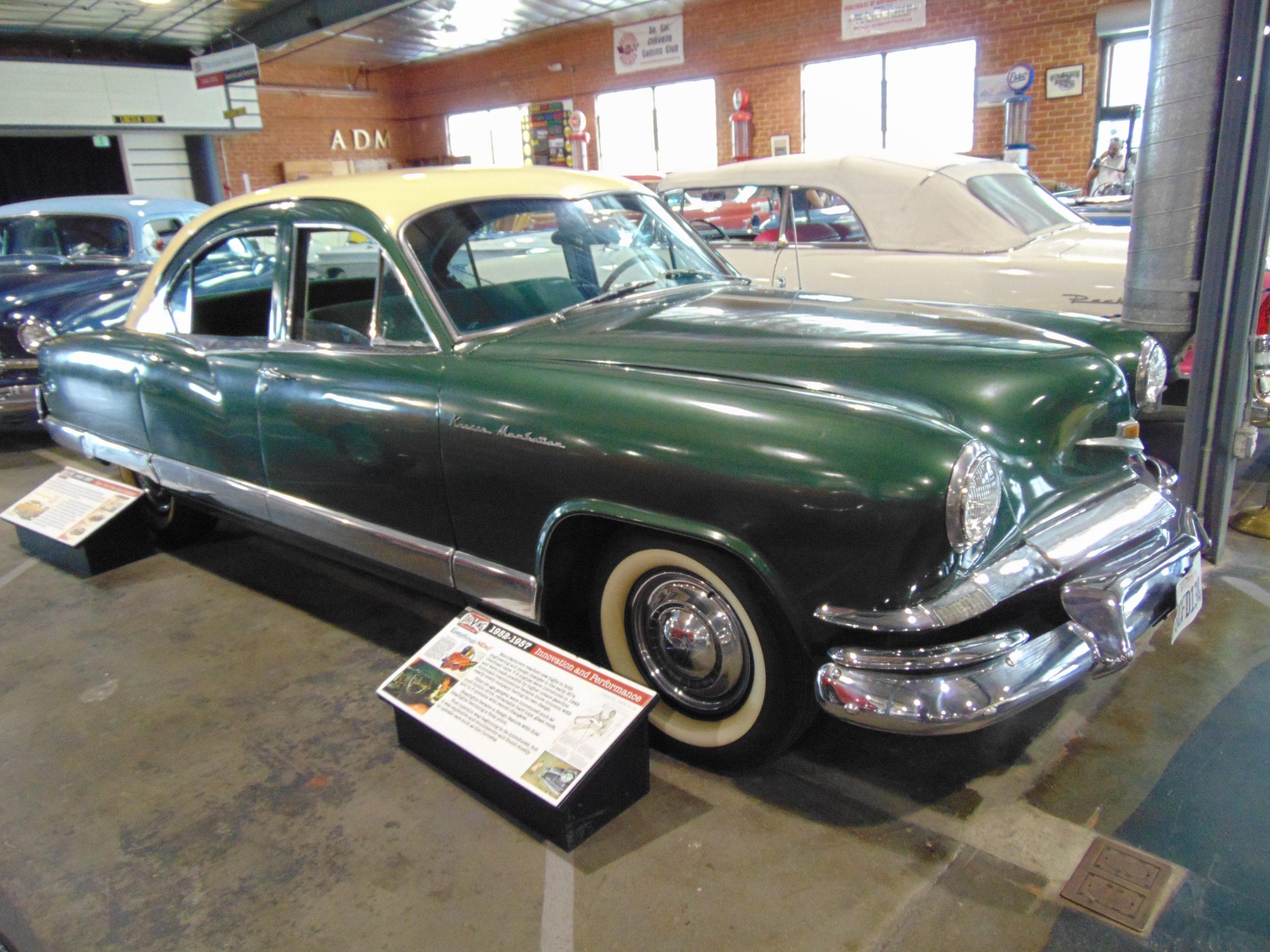 1952 Kaiser for rent