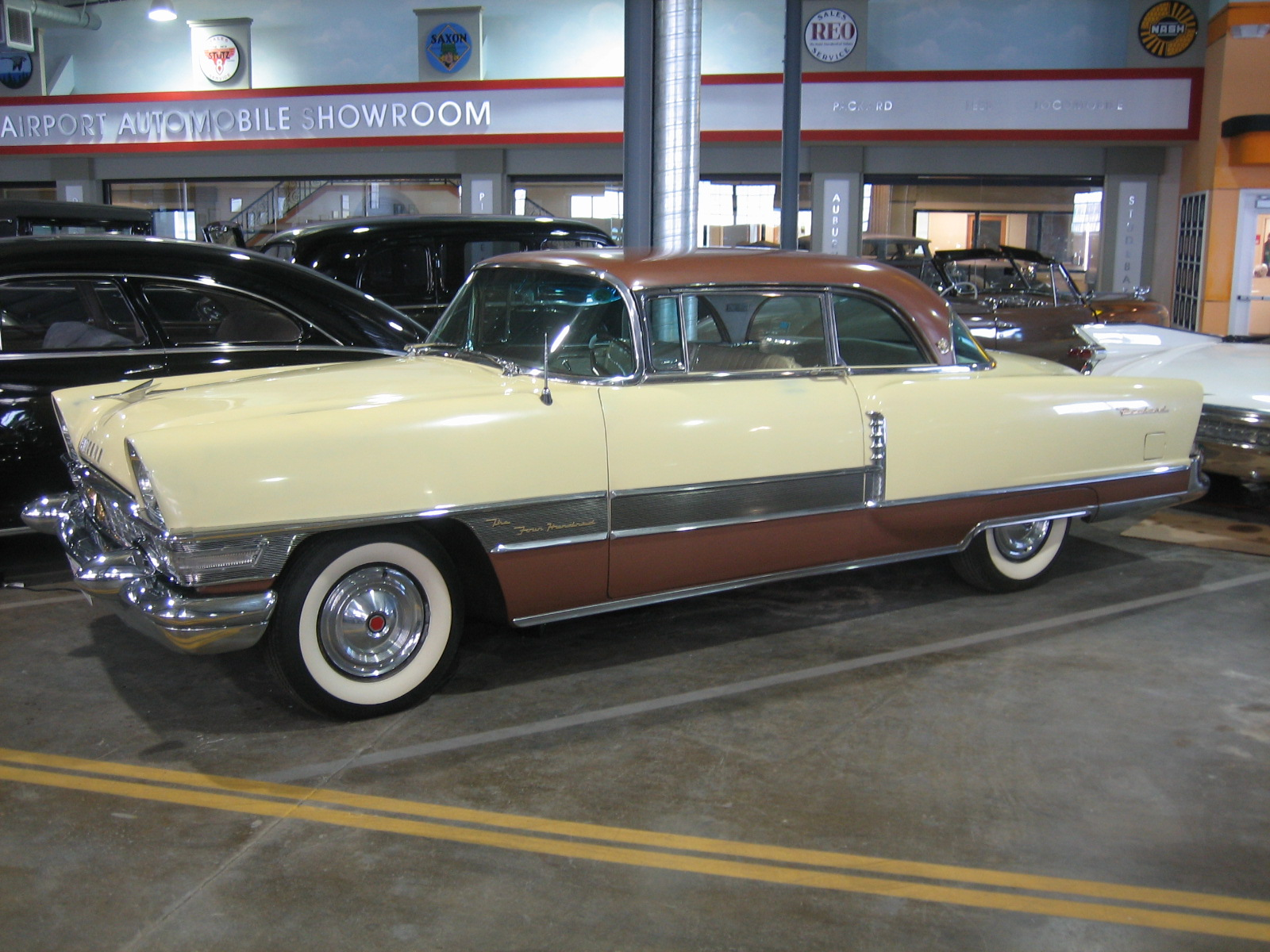 1955 Packard 400 for rent
