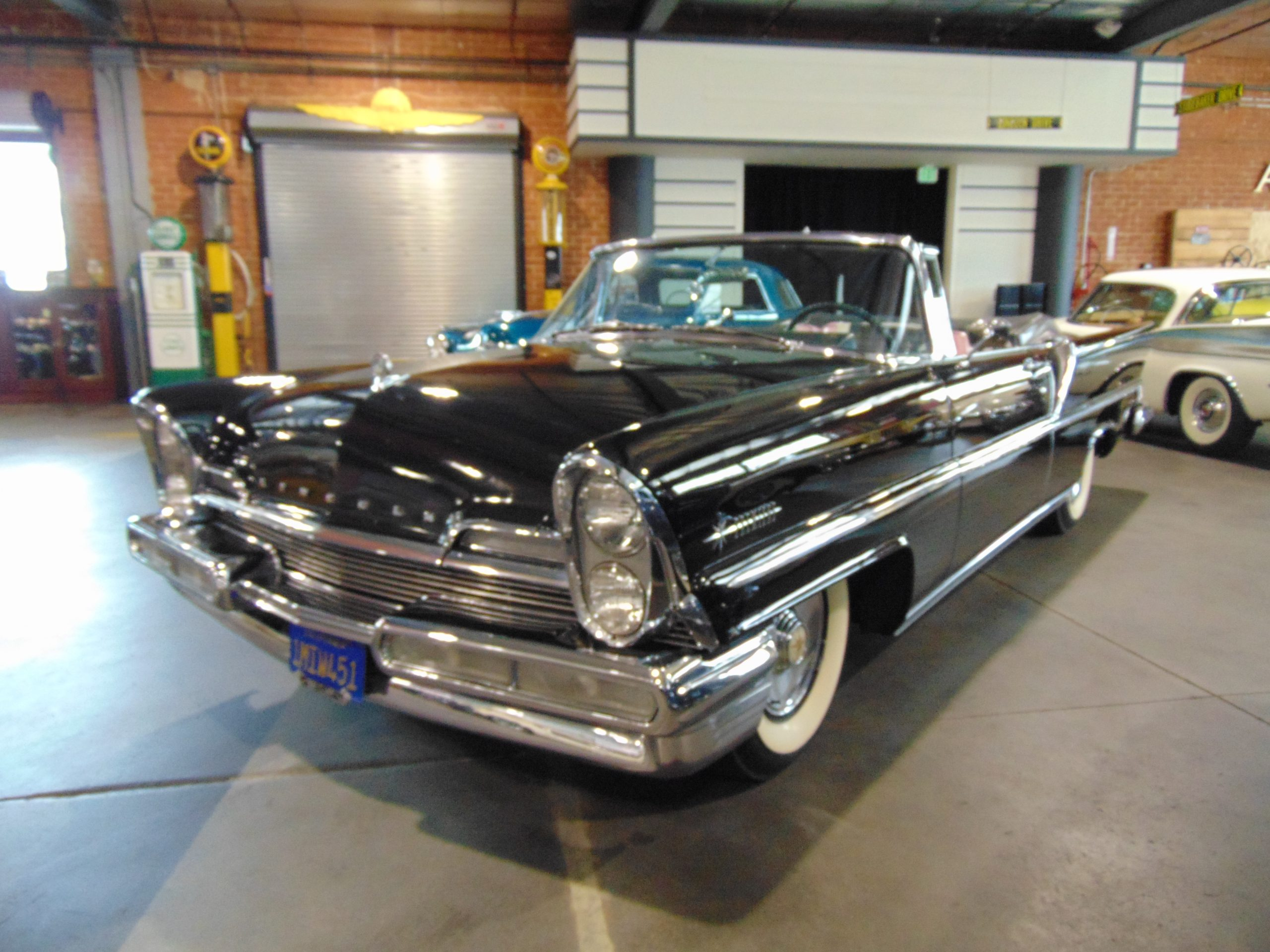 1957 Lincoln for rent