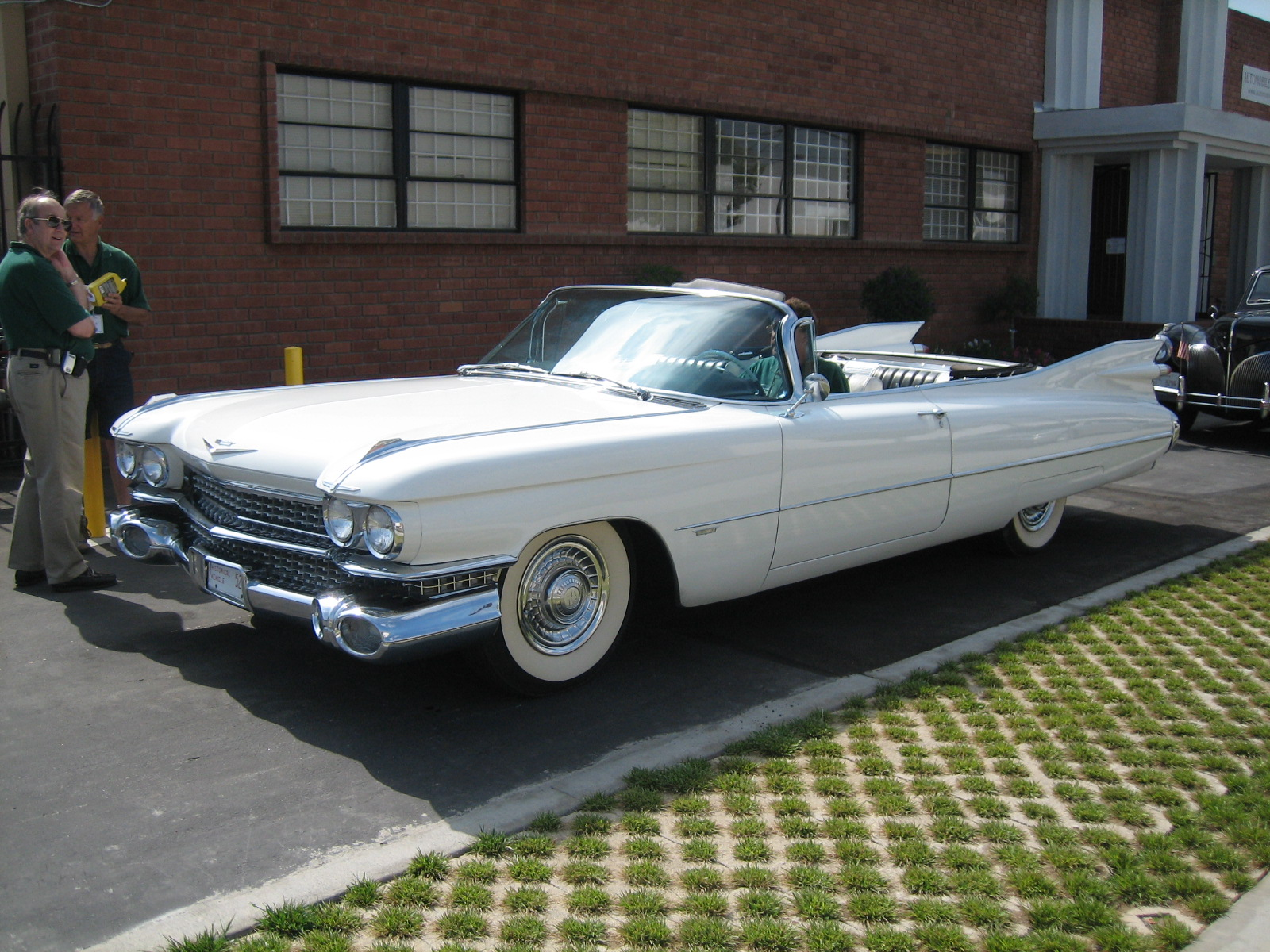 1959 cadillac for rent