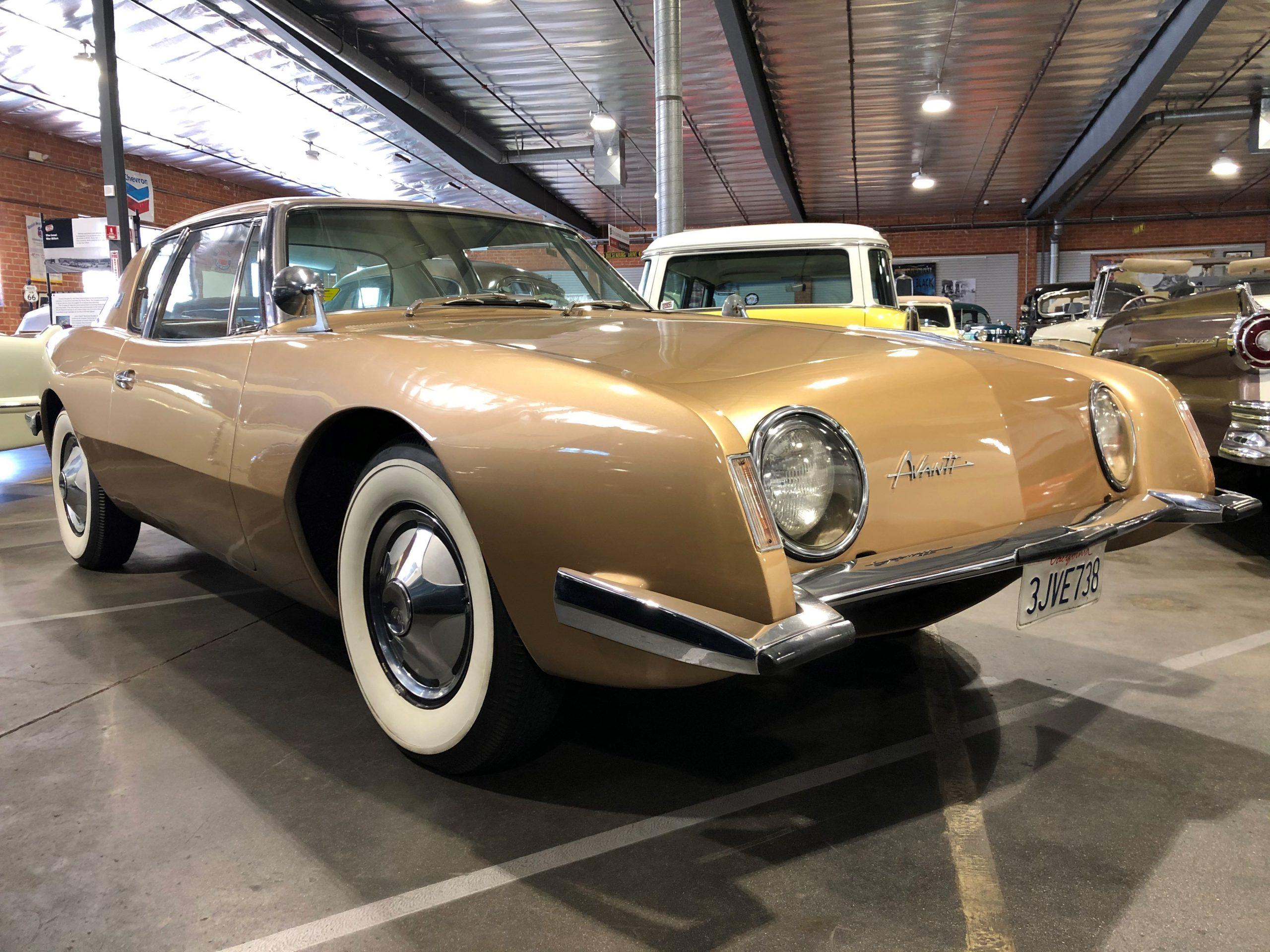 1963 Studebaker Avanti for Rent