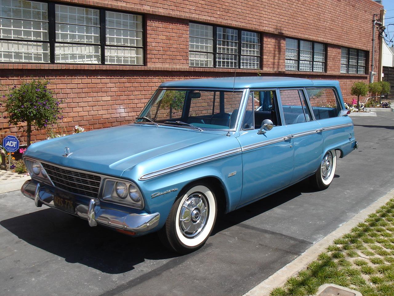 1965 Studebaker wagoneer for rent